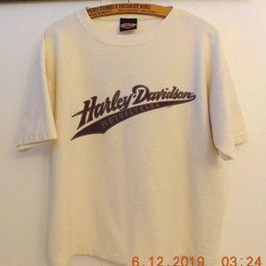 Harley-Davidson Cal Cru 1997 T Shirt Vegas